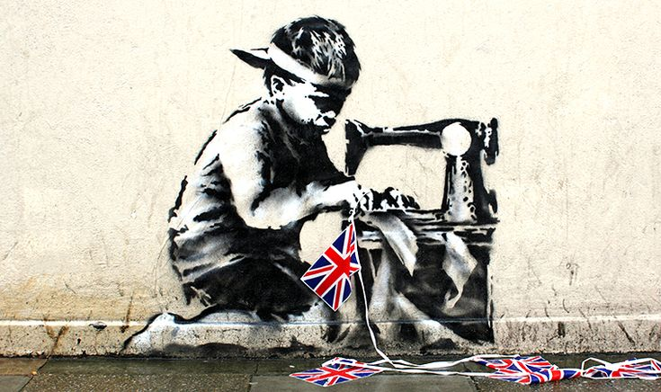 a review of the cave paintings of the english based graffiti artist banksy Looking for the top five best graffiti movies of all featuring footage of banksy and fellow graffiti of graffiti art from early prehistoric cave paintings to.
