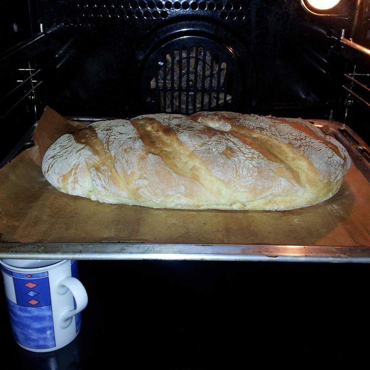 Rezept Weißbrot - Ideal fürs Frühstück von Schnecke405 - Rezept der Kategorie Brot & Brötchen