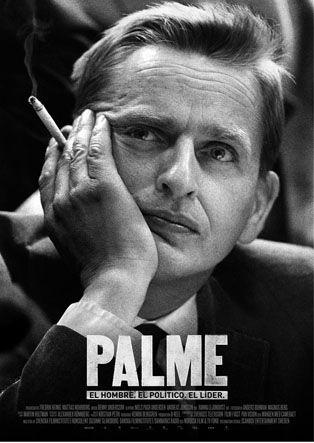 """El documental del mes de febrer 2014: """"Palme"""", de Kristina Lindström i Maud Nycander (Suècia, 2012)"""