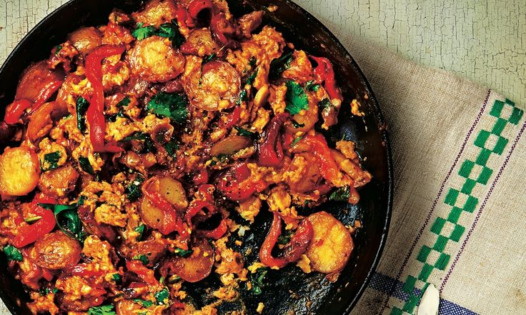 Scrambled eggs are the ultimate comfort food – but that doesn't mean they shouldn't be enhanced with a few additional spices and flavourings every now and then