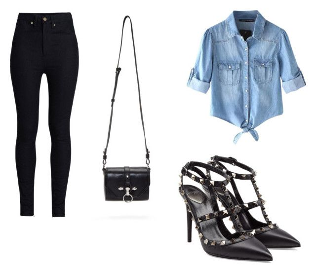 """""""Untitled #32"""" by jackeline1913 on Polyvore featuring Chicnova Fashion, Rodarte, Givenchy and Valentino"""