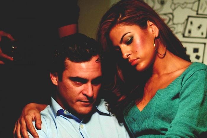 Joaquin Phoenix y Eva Mendes en We Own The Night