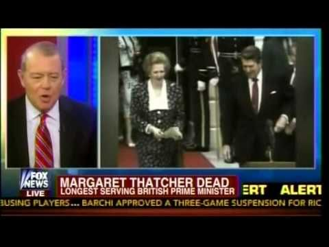 "Margaret Thatcher (1925-2013) - Stuart Varney on her contributions to British democracy and her famous quote ""The trouble with socialism is that sooner or later you run out of other people's money."""