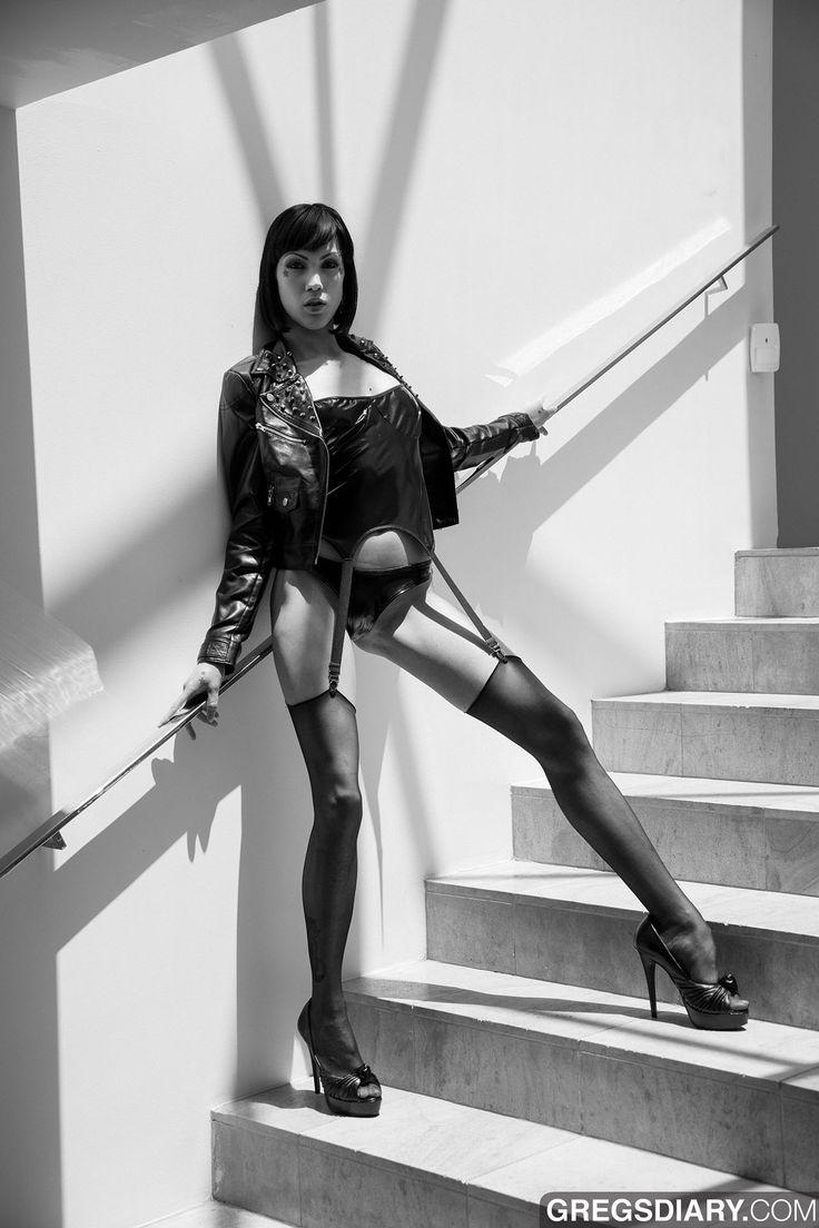 Ms. Noir | Asphyxia Noir | Pinterest