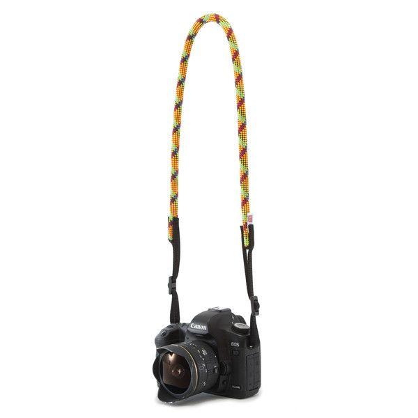 Topo Designs Camera Strap Multi Climbing Rope