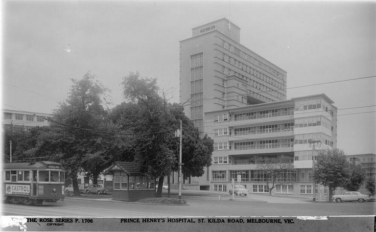 Prince Henry hospital St kilda road