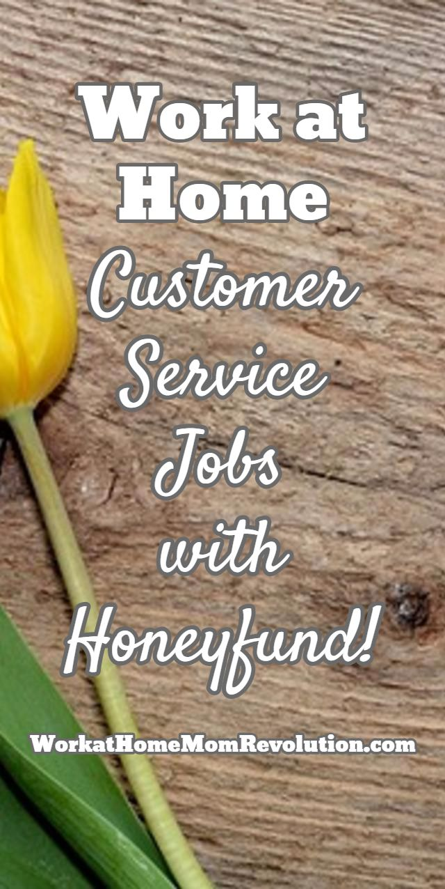honeyfund seeking work at home customer service reps we home and from home. Black Bedroom Furniture Sets. Home Design Ideas