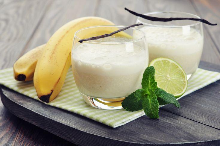 Smoothie de Banana e limão!