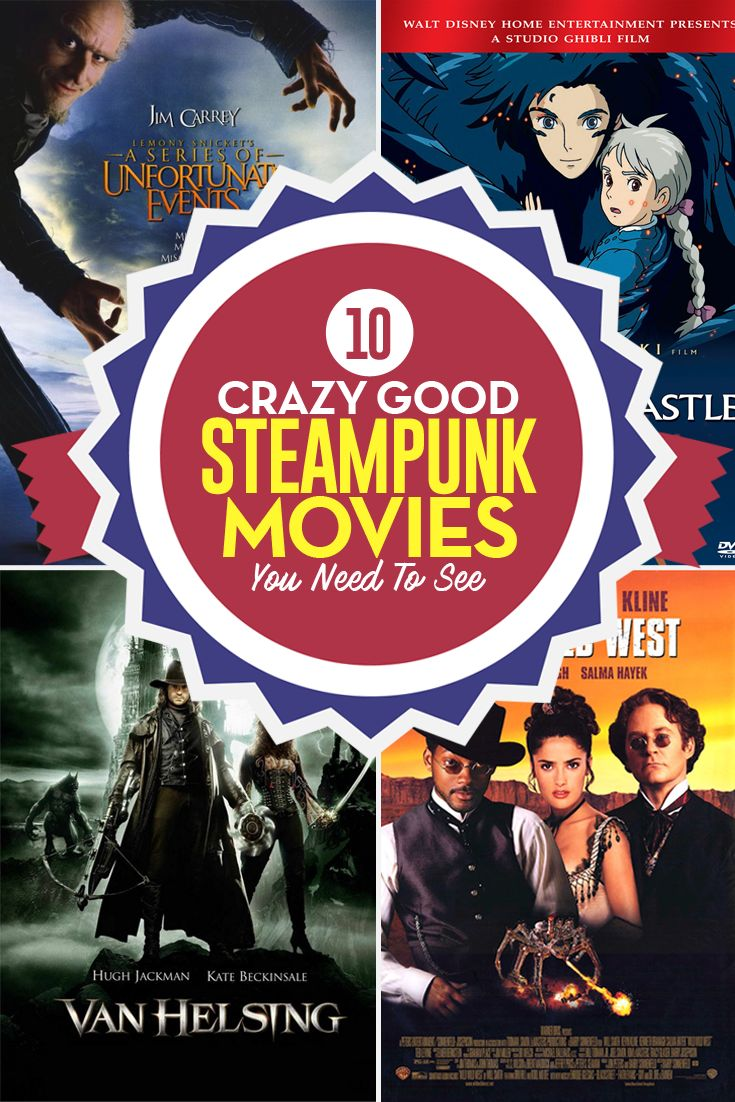 10 Crazy Good Steampunk Movies You Need To See:  https://steampunkheaven.net/blogs/steampunk-heaven/10-crazy-good-steampunk-movies-you-need-to-see