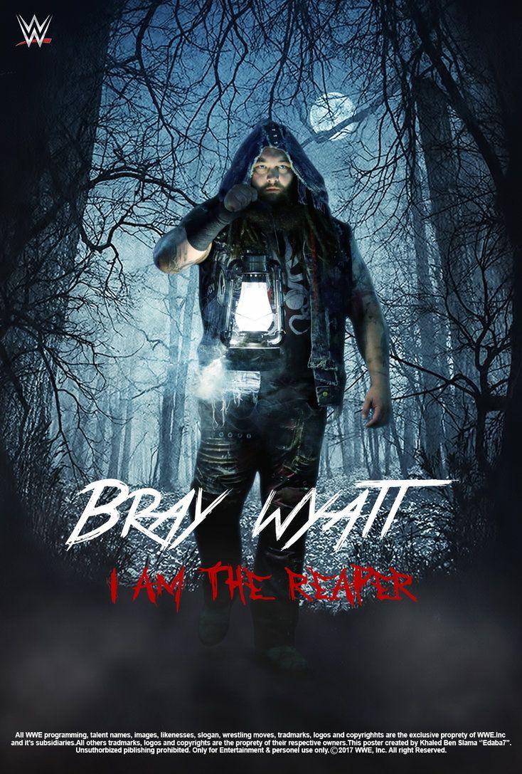 WWE Bray Wyatt Poster 2017 by edaba7.deviantart.com on @DeviantArt