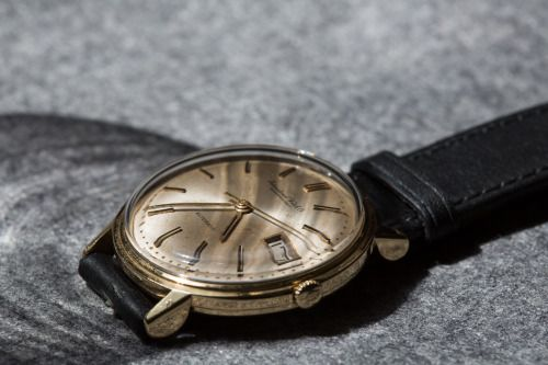 """lnsee: """" 18k International Watch Company Cal 8541 A small selection of vintage watches now available at the Armoury Hong Kong """""""