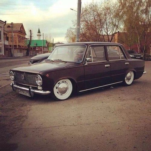 There's still a lot of Lada Love!