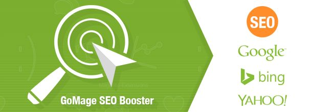 GoMage SEO Booster extension GoMage SEO Booster is a Helpful Magento eCommerce that Improves the Performance of Your Store on the Search Pages such as Google, Bing, Yahoo!, etc.  GoMage SEO Booster can optimize the key phrases, URLs, canonical links, frontend site map and improve your Magento Store using other amazing features.  If you are interested, investigate our SEO Booster page in order to be informed about GoMage new release: https://www.gomage.com/gomage-seo-booster/