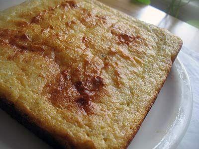 Cornmeal Johnny Cake | Recipe | Cakes