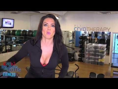 KNOw Ifs, Ands Or Butts with Amanda Latona - Episode 50:  Step-up Intervals on the StairMaster