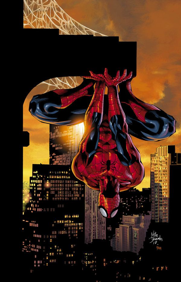 Amazing Spider-Man Family #2 Cover by Mike Deodato