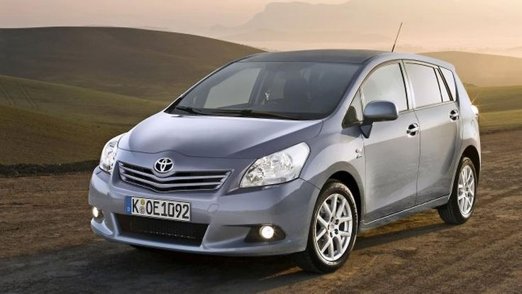 Etwas bieder, aber grundsolide: Toyota Verso ist beim TÜV beliebt