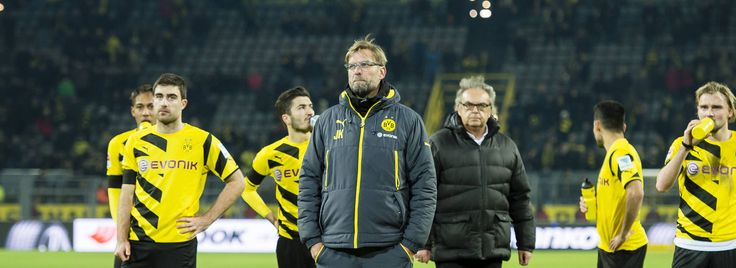 Borussia lost match...again...I do not know what is happend with BVB...