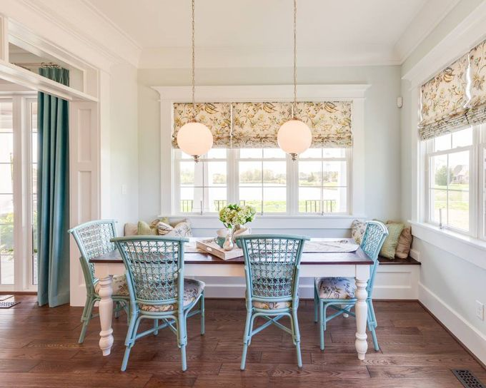 High Quality Breakfast Nook | WeldenField And Rowe Custom Homes