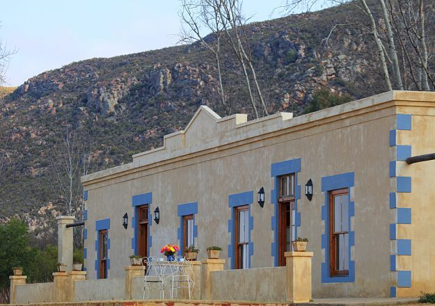 Keurfontein Country House -uniondale