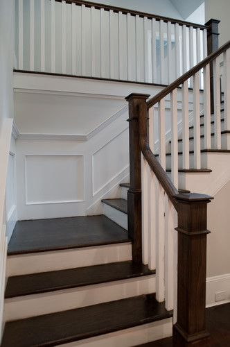 Tenafly Custom Home - traditional - staircase - new york - by Elayan Construction Services/MMDesignBuildNJ