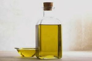 Oil ring treated hair loss and skin wrinkles