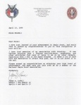 How to request an Eagle Scout Letter of Congratulation.
