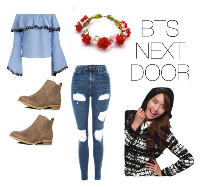"""""""Shin's casual wear"""" by pantsulord on Polyvore featuring Topshop and Dorothy Perkins"""