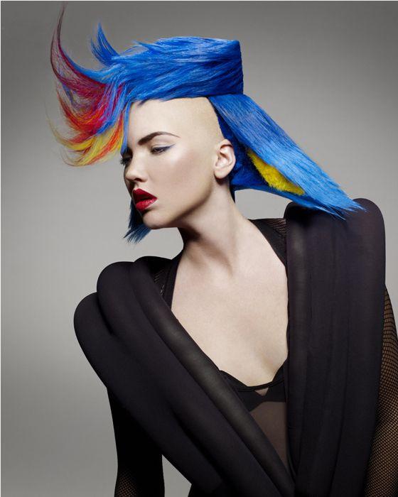 Avant Garde by Tina Farey for RUSH
