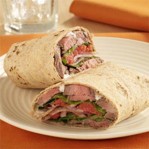 Rollos de carne | cenas nutritivas