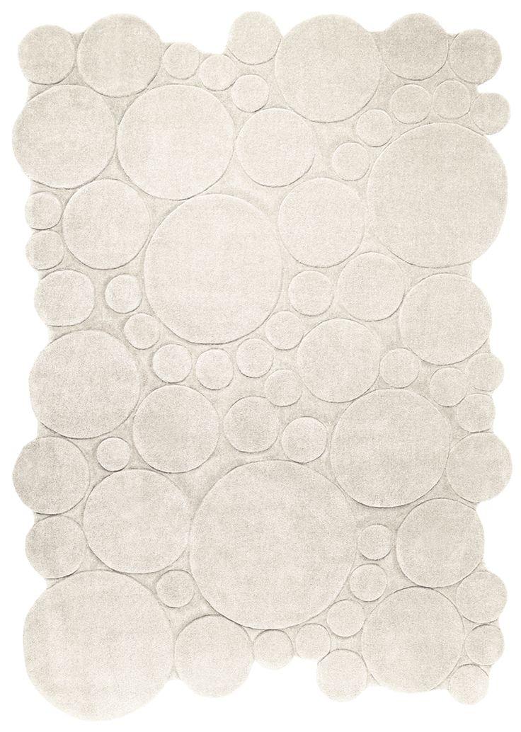 CIRCLE-tuftattu matto