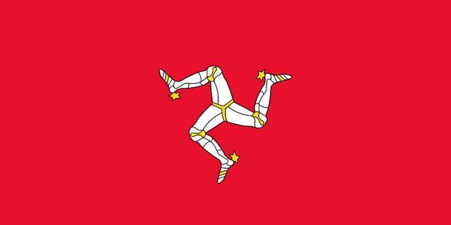 Isle of Man / Ellan Vannin / Ilha de Man (UK) (Reino Unido)