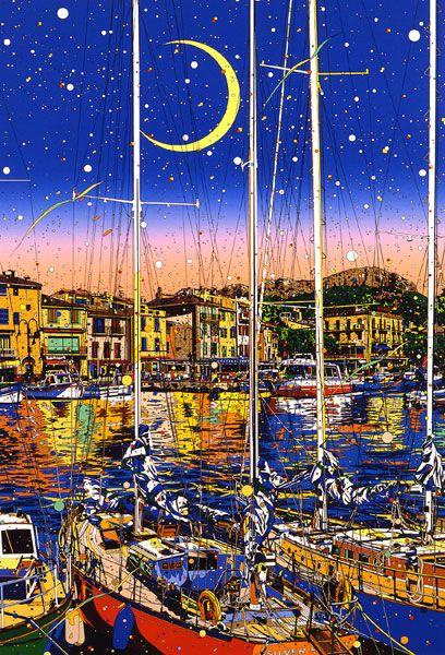 Eizin Suzuki - Romancing Harbour