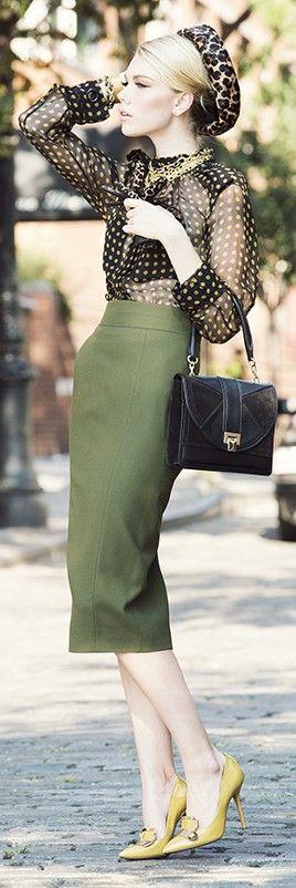 Lanvin elegance