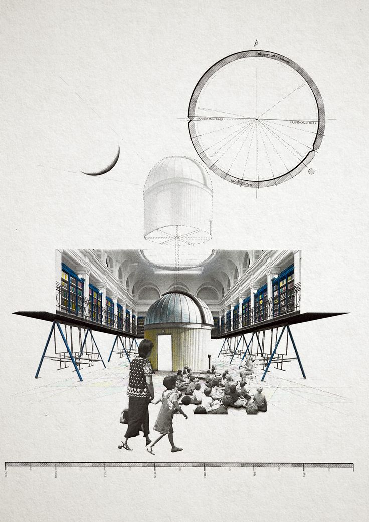 visicert:  The Orchestrated City | Mark Jason Warren kindergarten/observatory