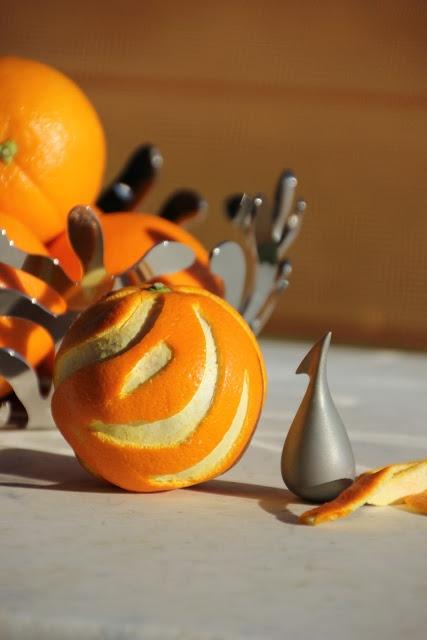 Orange - Alessi - Apostrophe