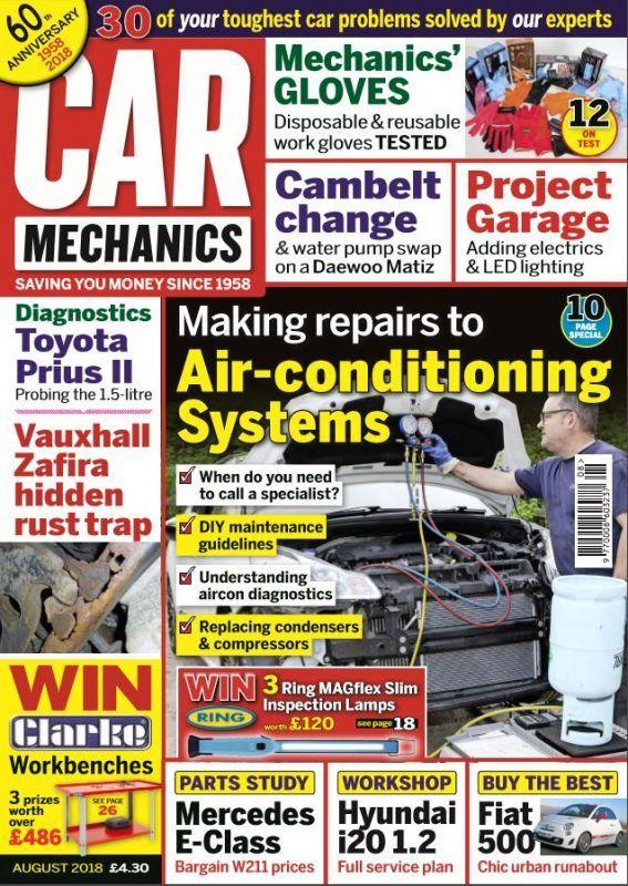 Car Mechanics August 2018 Car Mechanic Mechanic Car