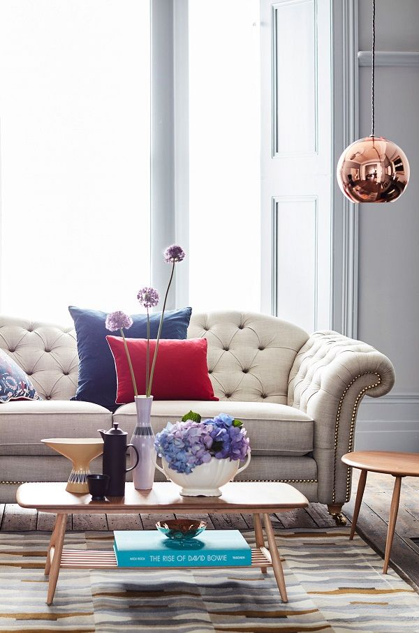 Rule Britannia – DFS Creates a New Sofa for Olympic Team GB — Heart Home