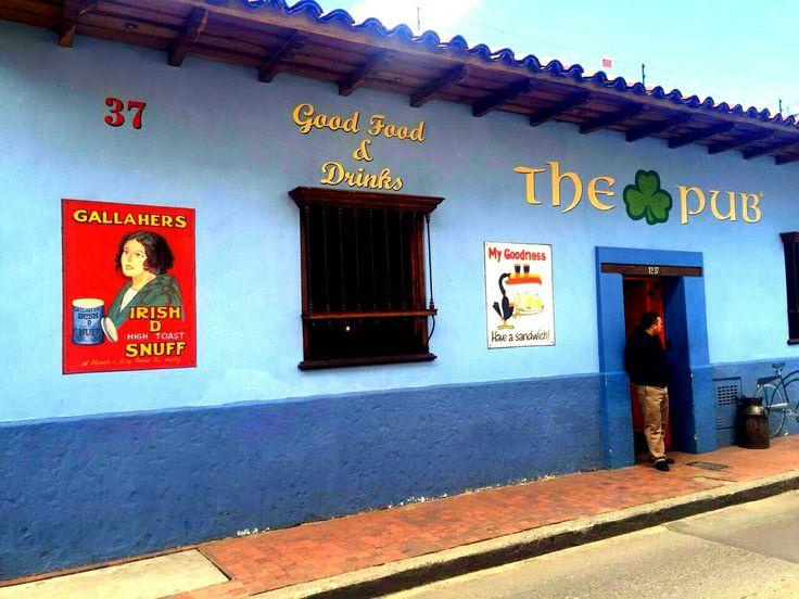 La candelaria, The Pub. #EncontrasteLaCandelaria ¡Qué tal una cerveza artesanal en esta tarde tan soleada!  Fotografía tomada por: Nohelia Martínez Díaz