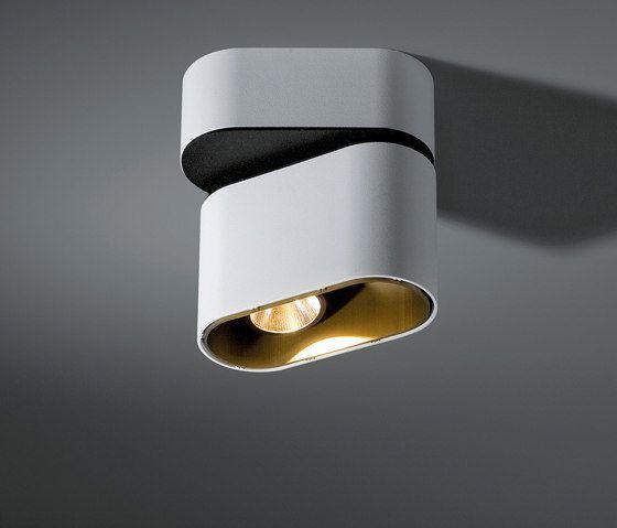 Duell surface 1x LED 1-10V/Pushdim GI by Modular Lighting Instruments | Architonic