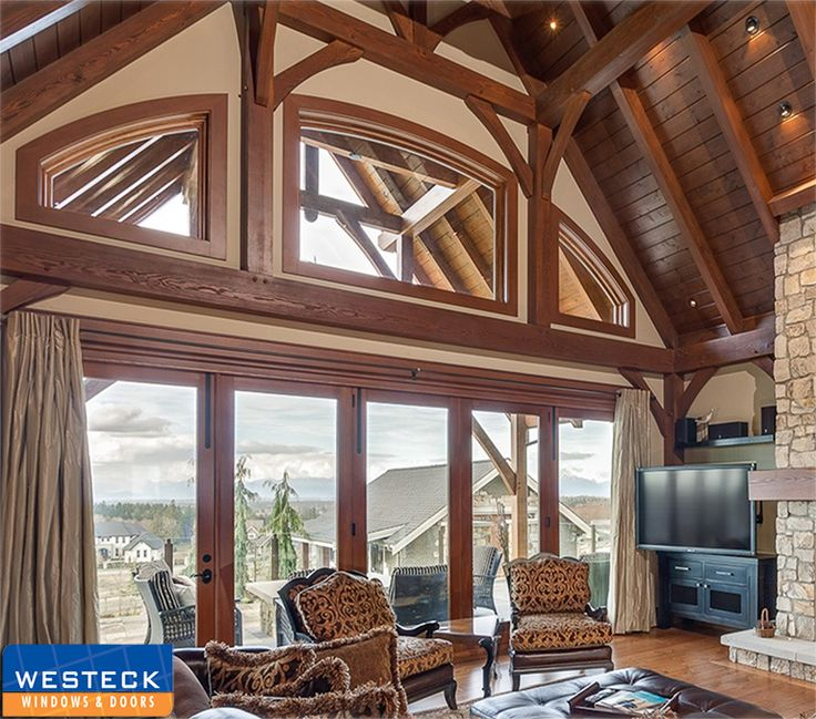 Inside and out! Enhance the aesthetics and functionality of any building by implementing custom shaped windows, skylights and decorative windows for design and style. For more information call: 1-877-606-1166