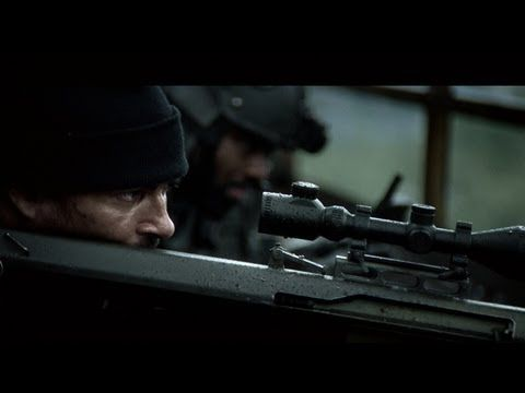 """Greatest video game """"trailer"""" ever. Ghost Recon Alpha - Official HD Film."""