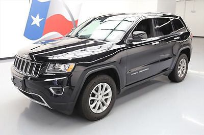 2014 Jeep Grand Cherokee Limited Sport Utility 4-Door 2014 JEEP GRAND CHEROKEE LIMITED 4X4 SUNROOF NAV 25K MI #463327 Texas Direct