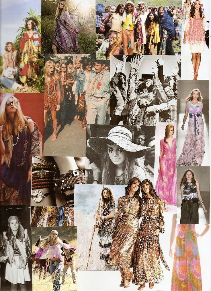 Examples Of The 1960 39 S Hippie Hippy Wave Pinterest Hippie Style Clothing And The O 39 Jays