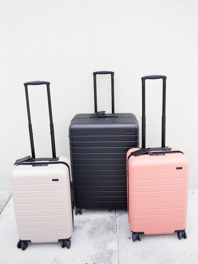Away Luggage Review Carry On Bigger Carry On And Large Luggage Reviews Best Travel Luggage Luggage