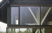 Dom wykonany w technologi drewna CLT - zdjęcie od MultiComfort