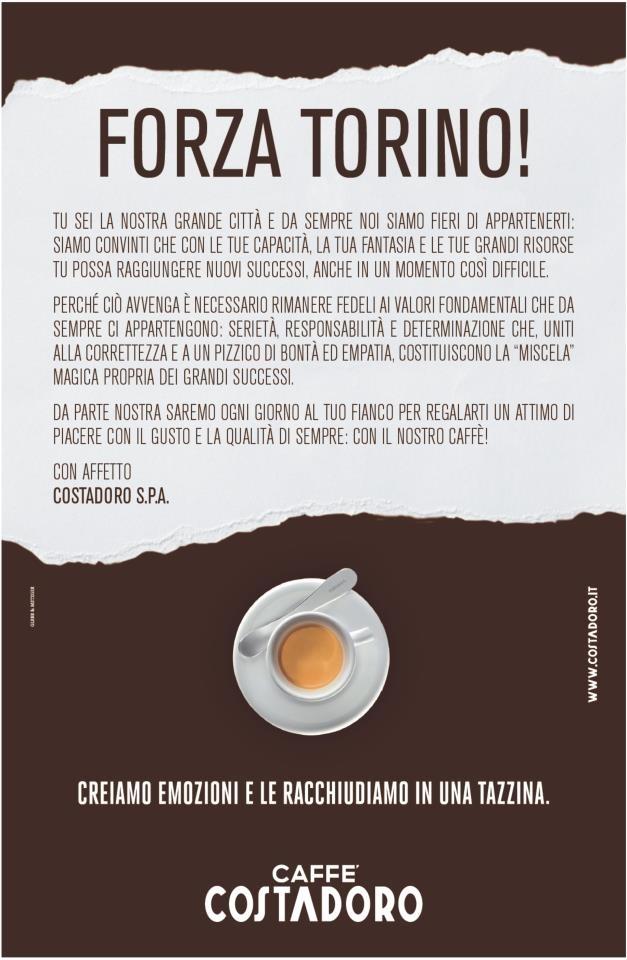 #Caffe #Costadoro torrefazione torinese dal 1890 #Torino #Piemonte
