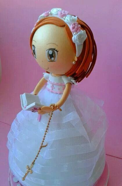 boneca de eva noiva