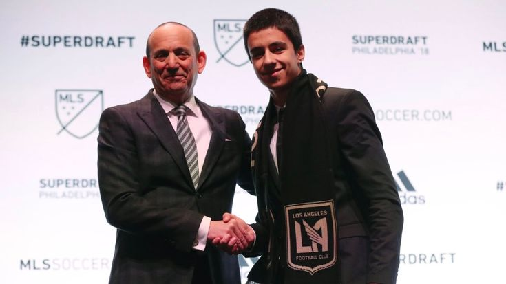 Joao Moutinho, LAFC, MLS 2018 SuperDraft