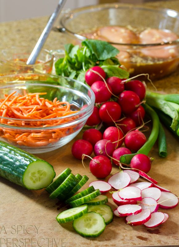 Pickle Vegetables for Vietnamese Banh Mi | A Spicy Perspective